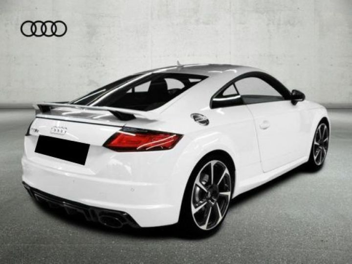 Audi TT RS COUP BLANC Occasion - 2
