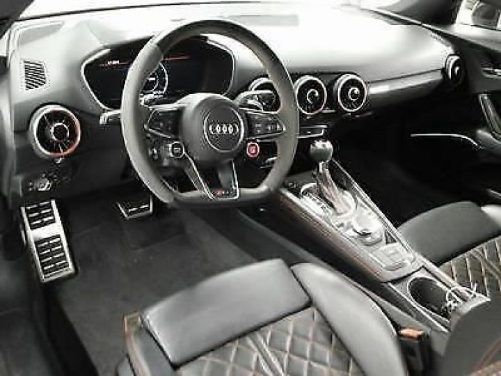 Audi TT RS COUP BLANC Occasion - 3