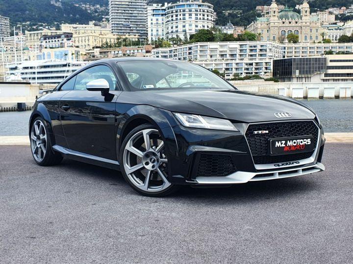 Audi TT RS COUPE 2.5 TFSI 400CH QUATTRO S TRONIC 7 EXCLUSIVE Noir Métal Occasion - 6