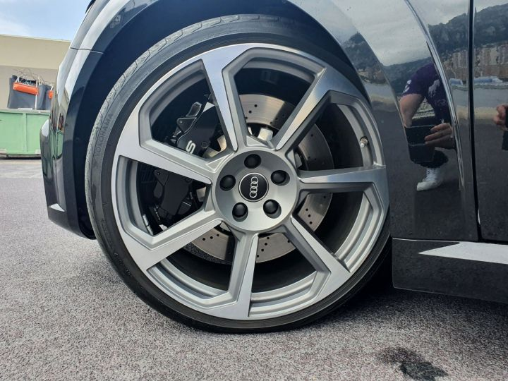 Audi TT RS COUPE 2.5 TFSI 400CH QUATTRO S TRONIC 7 EXCLUSIVE Noir Métal Occasion - 14