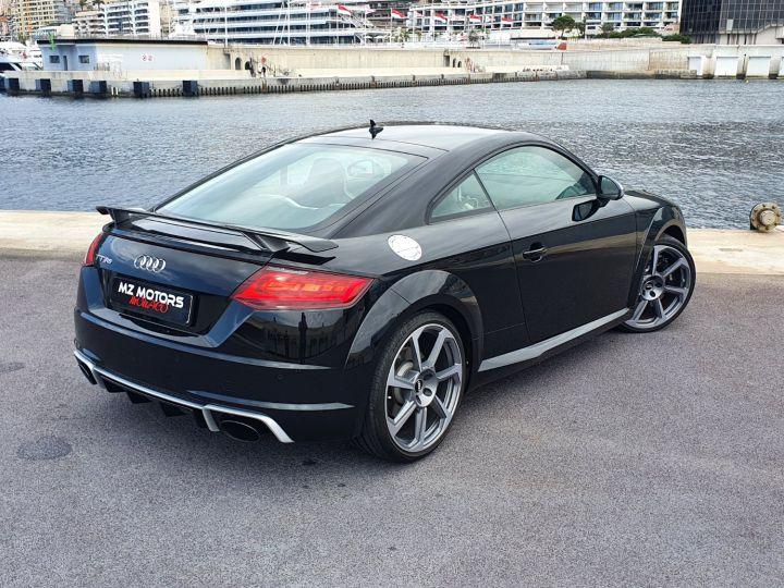Audi TT RS COUPE 2.5 TFSI 400CH QUATTRO S TRONIC 7 EXCLUSIVE Noir Métal Occasion - 13