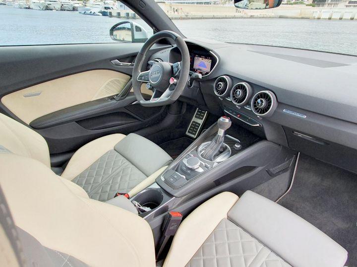 Audi TT RS COUPE 2.5 TFSI 400CH QUATTRO S TRONIC 7 EXCLUSIVE Noir Métal Occasion - 16