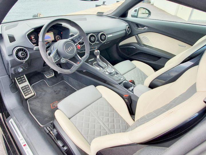 Audi TT RS COUPE 2.5 TFSI 400CH QUATTRO S TRONIC 7 EXCLUSIVE Noir Métal Occasion - 18
