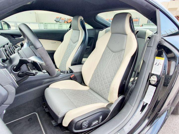 Audi TT RS COUPE 2.5 TFSI 400CH QUATTRO S TRONIC 7 EXCLUSIVE Noir Métal Occasion - 19