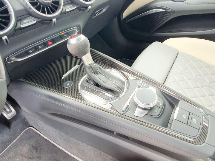 Audi TT RS COUPE 2.5 TFSI 400CH QUATTRO S TRONIC 7 EXCLUSIVE Noir Métal Occasion - 22