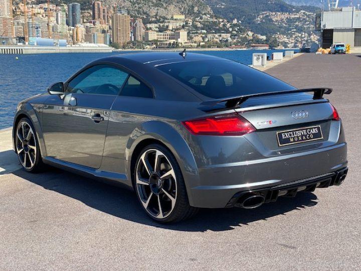 Audi TT RS COUPE 2.5 TFSI QUATTRO 400 CV - MONACO Gris Daytona Metal - 4