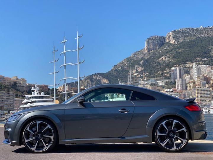 Audi TT RS COUPE 2.5 TFSI QUATTRO 400 CV - MONACO Gris Daytona Metal - 5