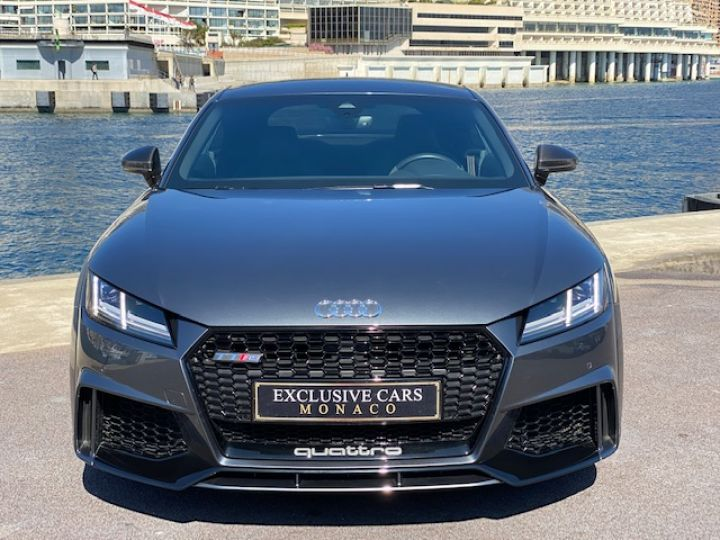 Audi TT RS COUPE 2.5 TFSI QUATTRO 400 CV - MONACO Gris Daytona Metal - 18