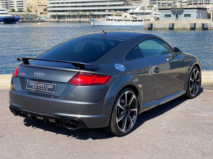 Audi TT RS COUPE 2.5 TFSI QUATTRO 400 CV S-TRONIC - MONACO Gris Daytona Métal - 3