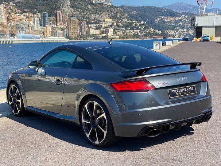 Audi TT RS COUPE 2.5 TFSI QUATTRO 400 CV S-TRONIC - MONACO Gris Daytona Métal - 4