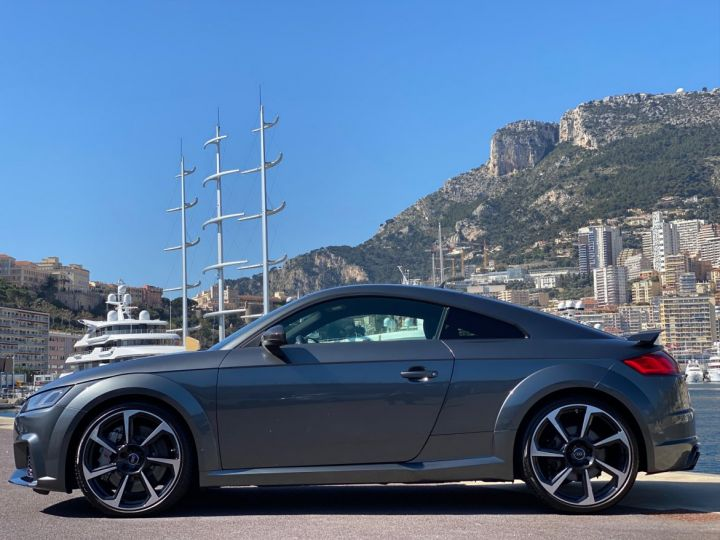 Audi TT RS COUPE 2.5 TFSI QUATTRO 400 CV S-TRONIC - MONACO Gris Daytona Métal - 5