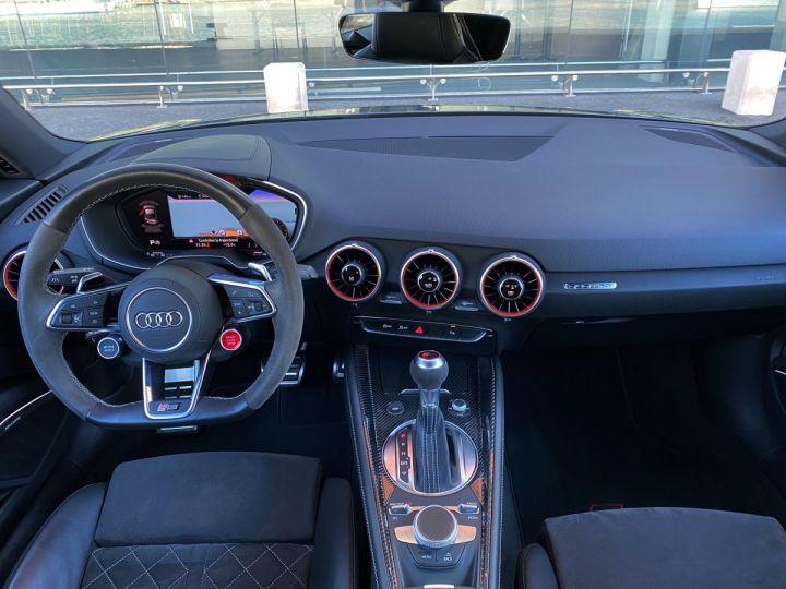 Audi TT RS COUPE 2.5 TFSI QUATTRO 400 CV S-TRONIC - MONACO Gris Daytona Métal - 7