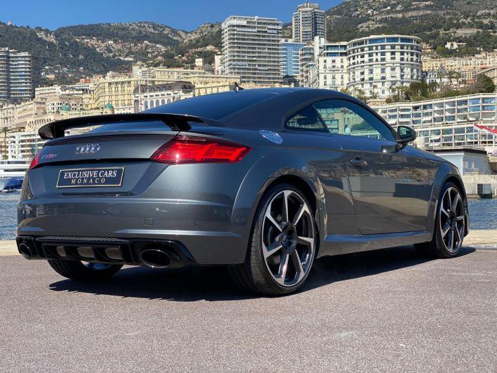Audi TT RS COUPE 2.5 TFSI QUATTRO 400 CV S-TRONIC - MONACO Gris Daytona Métal - 14