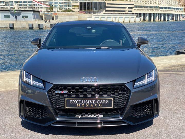 Audi TT RS COUPE 2.5 TFSI QUATTRO 400 CV S-TRONIC - MONACO Gris Daytona Métal - 18