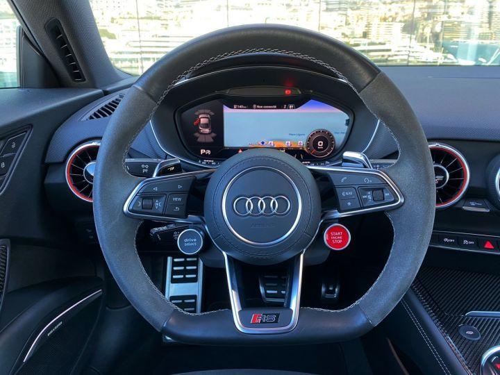 Audi TT RS COUPE 2.5 TFSI QUATTRO 400 CV S-TRONIC - MONACO Gris Daytona Métal - 19