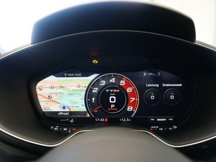 Audi TT RS RS COUPE 2.5 TFSI QUATTRO NOIR Occasion - 13