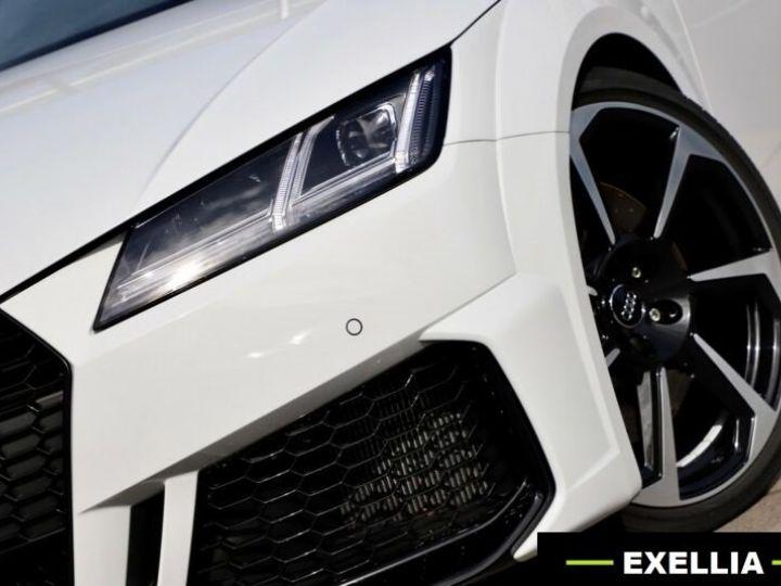 Audi TT RS RS ROADSTER 2.5 TFSI QUATTRO  BLANC  Occasion - 1