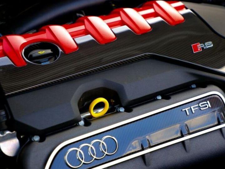 Audi TT RS RS ROADSTER 2.5 TFSI QUATTRO  BLANC  Occasion - 13