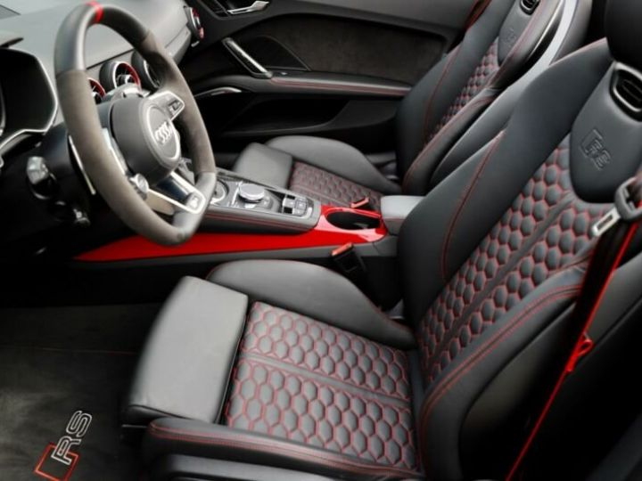 Audi TT RS RS ROADSTER 2.5 TFSI QUATTRO  BLANC  Occasion - 14