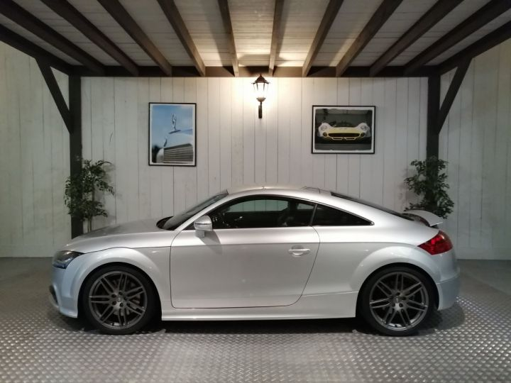 Audi TT S 2.0 TFSI 272 CV QUATTRO Gris - 1
