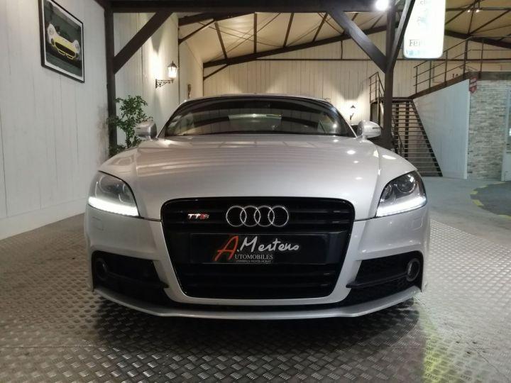 Audi TT S 2.0 TFSI 272 CV QUATTRO Gris - 3