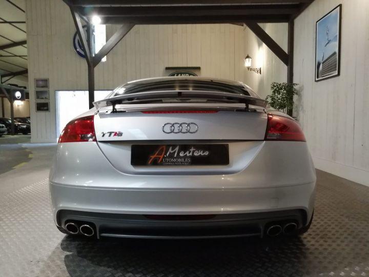 Audi TT S 2.0 TFSI 272 CV QUATTRO Gris - 4