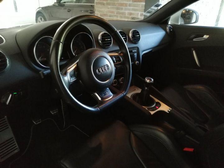 Audi TT S 2.0 TFSI 272 CV QUATTRO Gris - 5