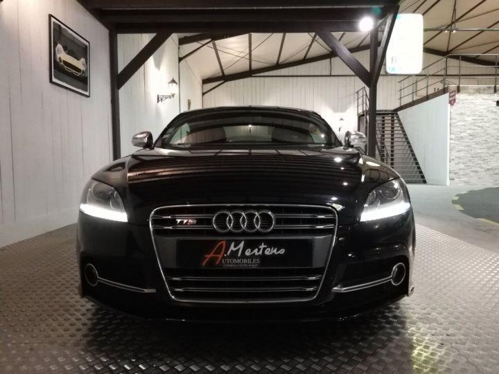 Audi TT S 2.0 TFSI 272 CV QUATTRO BVA Noir - 3