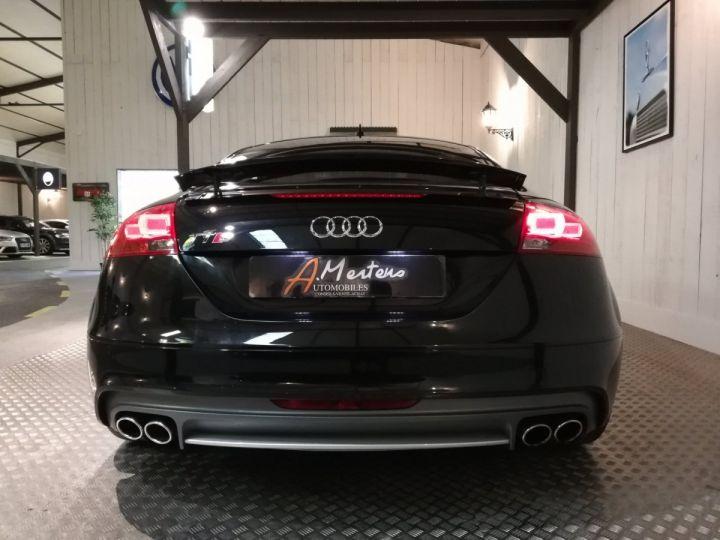 Audi TT S 2.0 TFSI 272 CV QUATTRO BVA Noir - 4