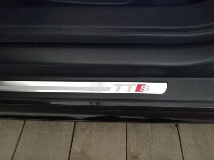Audi TT S 2.0 TFSI 272 CV QUATTRO BVA Noir - 9