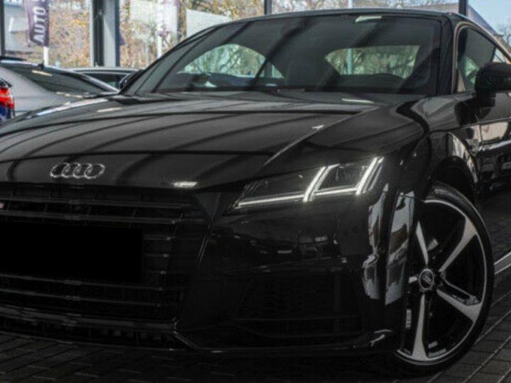 Audi TT S 2.0 TFSI 310 QUATTRO Noir métallisé - 1