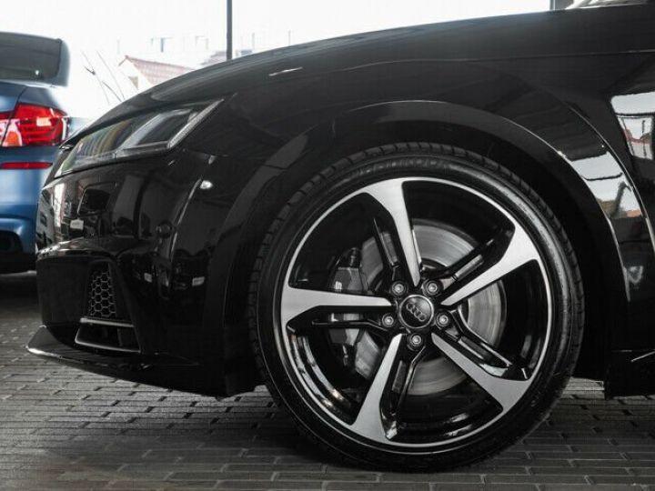 Audi TT S 2.0 TFSI 310 QUATTRO Noir métallisé - 3
