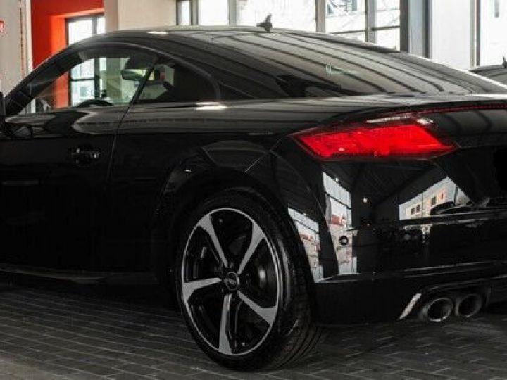 Audi TT S 2.0 TFSI 310 QUATTRO Noir métallisé - 4