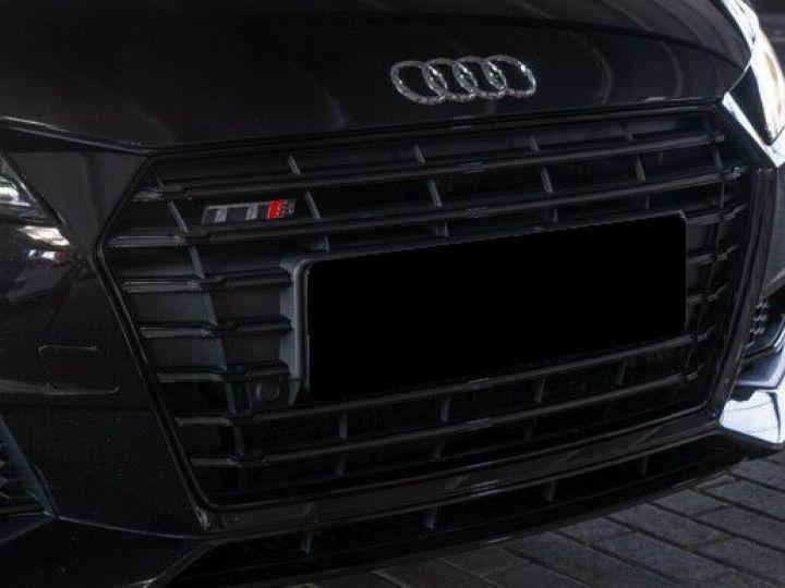 Audi TT S 2.0 TFSI 310 QUATTRO Noir métallisé - 7