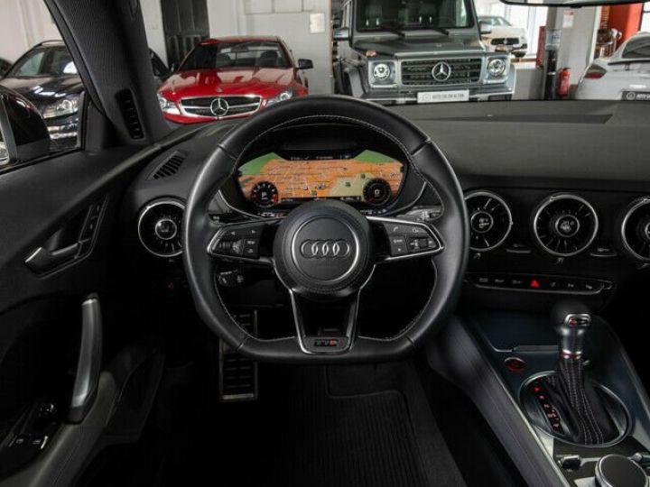 Audi TT S 2.0 TFSI 310 QUATTRO Noir métallisé - 9