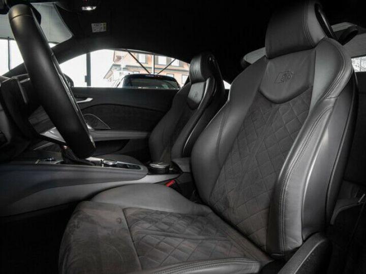 Audi TT S 2.0 TFSI 310 QUATTRO Noir métallisé - 11