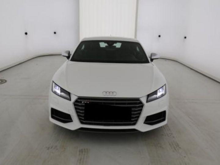 Audi TT S 2.0 TFSI 310CH QUATTRO S TRONIC 6 BLANC Occasion - 2