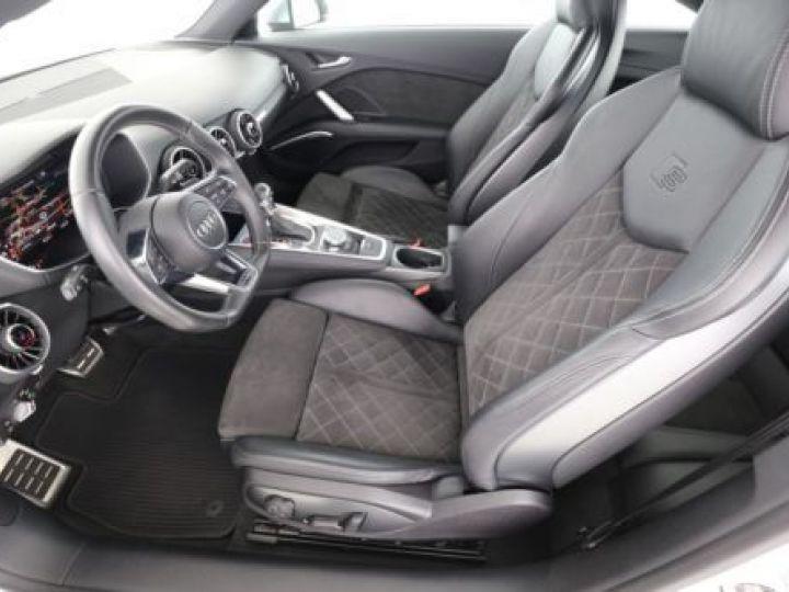 Audi TT S 2.0 TFSI 310CH QUATTRO S TRONIC 6 BLANC Occasion - 7