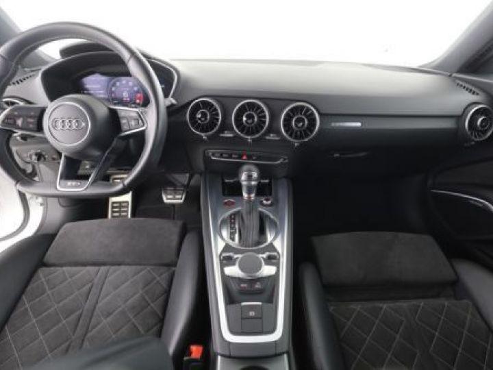 Audi TT S 2.0 TFSI 310CH QUATTRO S TRONIC 6 BLANC Occasion - 8