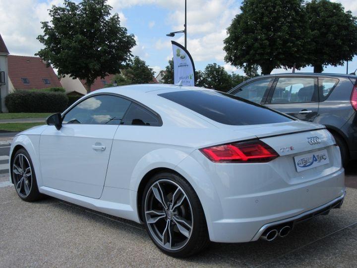 Audi TT S 2.0 TFSI 310CH QUATTRO S TRONIC 6 BLANC Occasion - 3