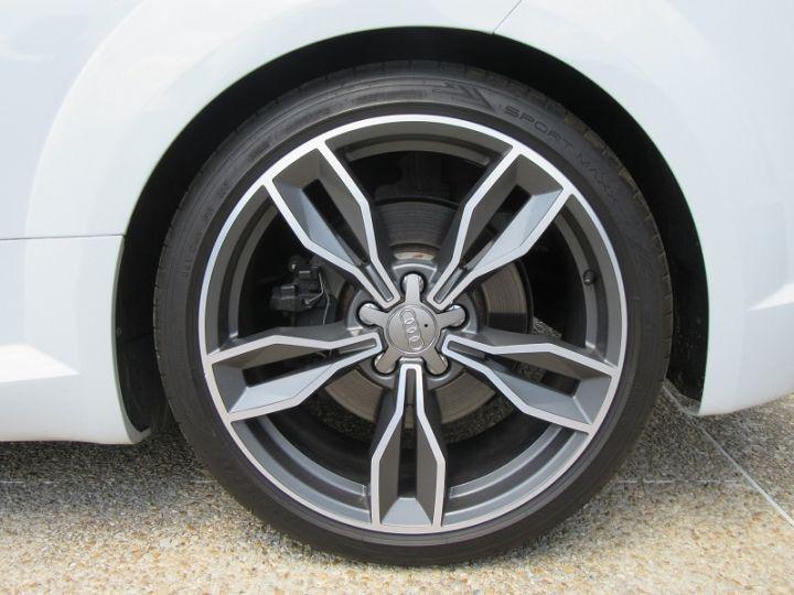 Audi TT S 2.0 TFSI 310CH QUATTRO S TRONIC 6 BLANC Occasion - 9