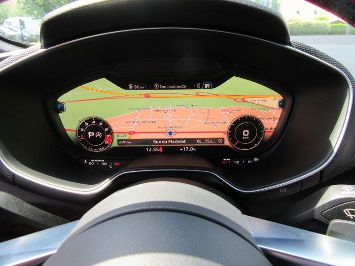 Audi TT S 2.0 TFSI 310CH QUATTRO S TRONIC 6 BLANC Occasion - 11