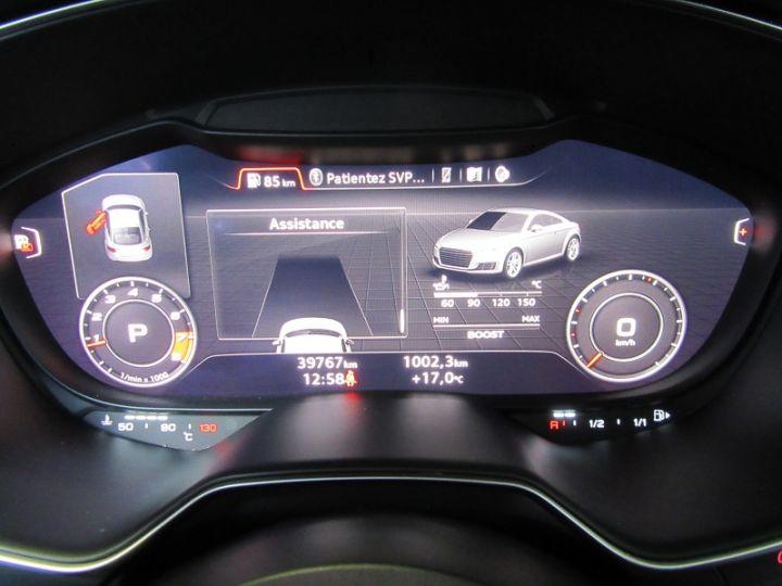 Audi TT S 2.0 TFSI 310CH QUATTRO S TRONIC 6 BLANC Occasion - 15