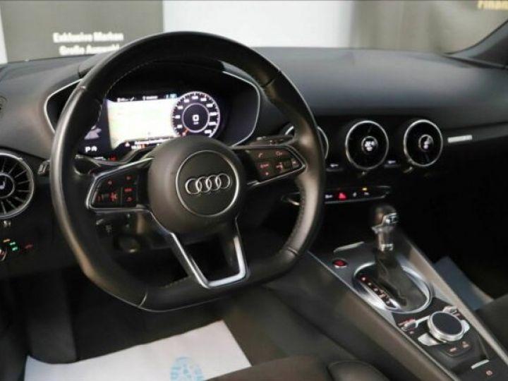 Audi TT S Audi TT Coupe 2.0 TFSI S-Tronic Noir Peinture métallisée - 7