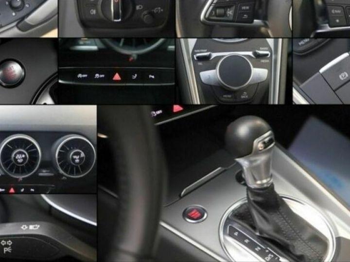 Audi TT S Audi TT Coupe 2.0 TFSI S-Tronic Noir Peinture métallisée - 10