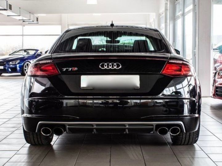 Audi TT S III COUPE 2.0 TFSI 310 QUATTRO Noir métallisé - 4
