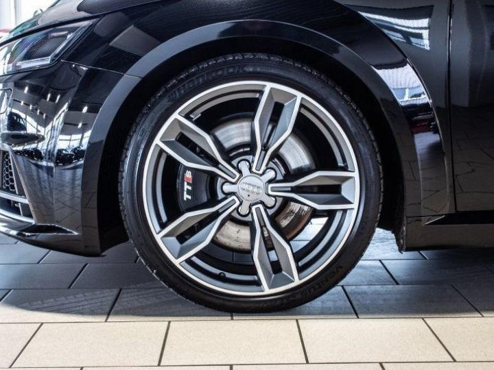 Audi TT S III COUPE 2.0 TFSI 310 QUATTRO Noir métallisé - 5