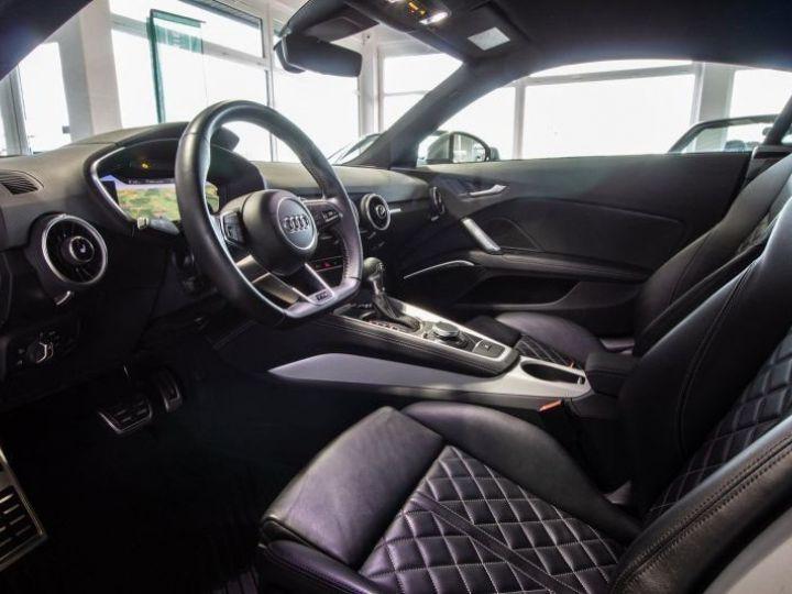 Audi TT S III COUPE 2.0 TFSI 310 QUATTRO Noir métallisé - 7