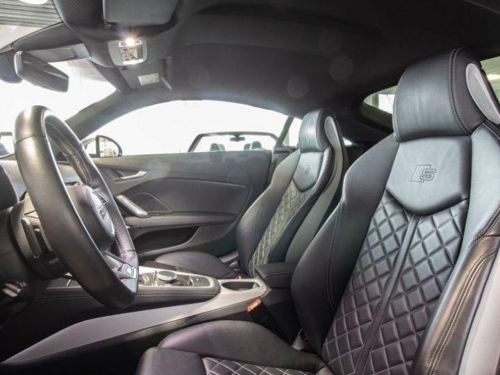 Audi TT S III COUPE 2.0 TFSI 310 QUATTRO Noir métallisé - 8