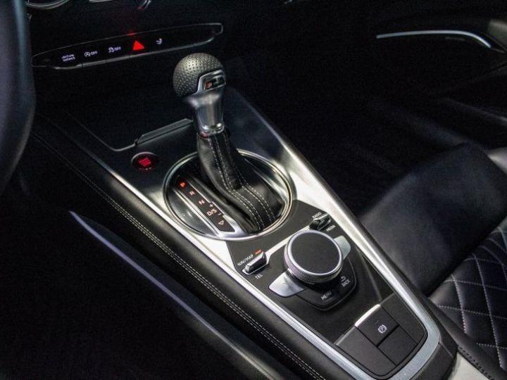 Audi TT S III COUPE 2.0 TFSI 310 QUATTRO Noir métallisé - 16